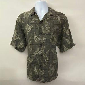 Men's Claiborne Casual Shirt Size L X-37